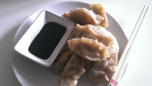 Prawn Dumplings/Pot Stickers