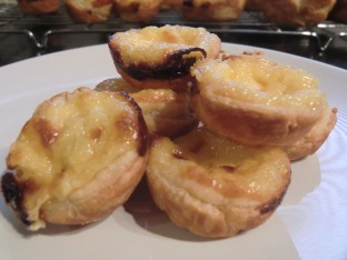 Mini Portuguese Custard Tarts