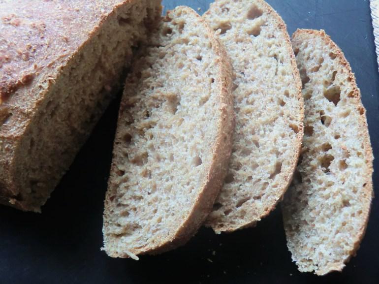 No Knead Loaf
