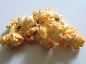 Spiced Sweet Popcorn