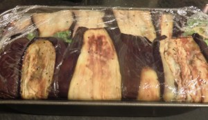 Vegetable Terrine-  Ready for the fridge
