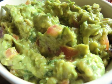 http://www.foodnetwork.com/recipes/alton-brown/guacamole-recipe.html