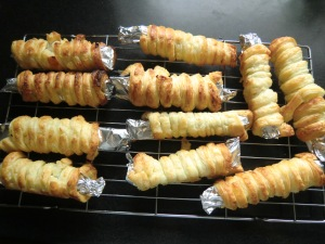 Puff Pastry Rolls
