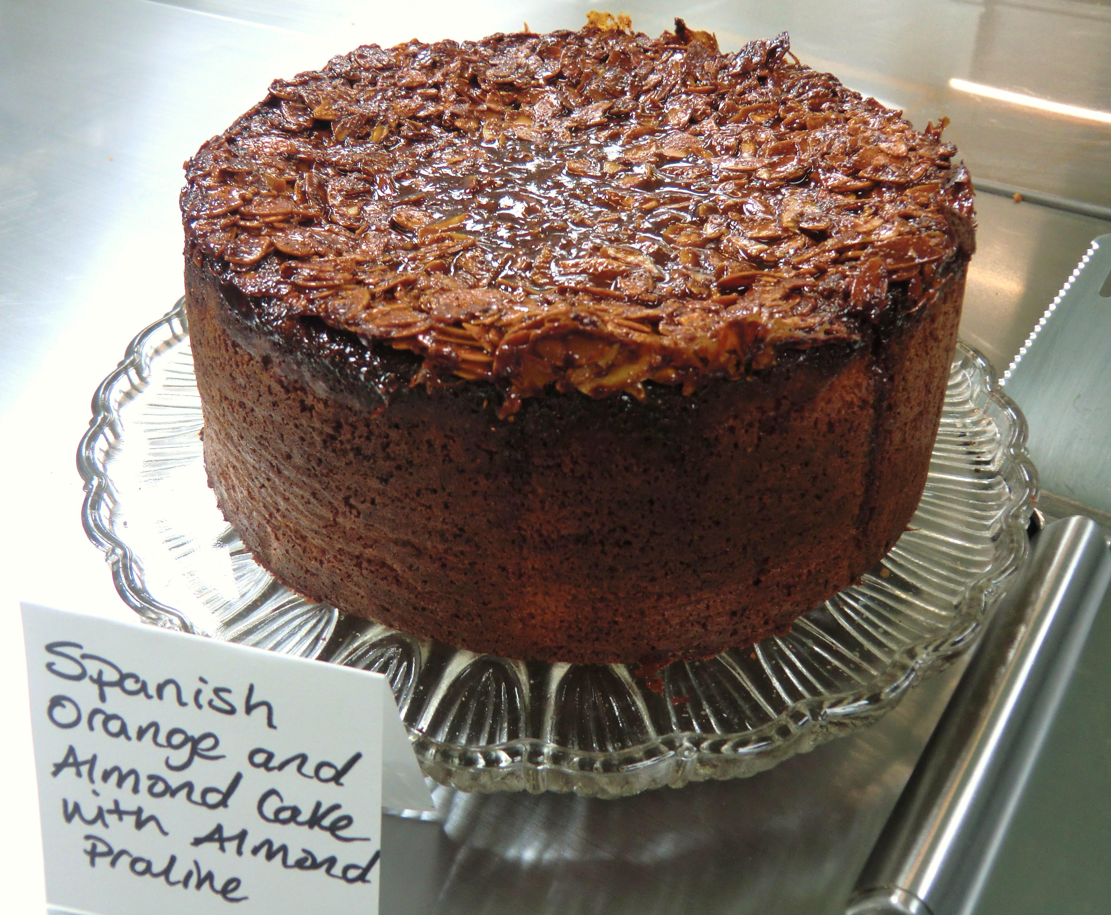 Resep Cake Ketofastosis: Gluten Dairy Free Orange Cake