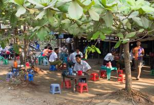 Myanmar-Tea shop