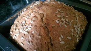 Rosemary and Cayenne Soda Bread
